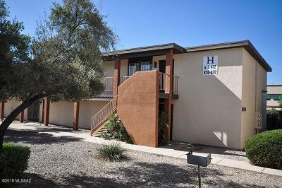 Tucson Condo Active Contingent: 1620 N Wilmot Road #H212