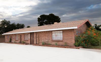 Tucson Single Family Home For Sale: 4457 E Poe Street