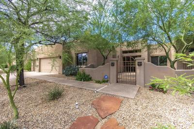 Oro Valley Single Family Home Active Contingent: 13795 N Keystone Springs Drive