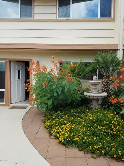 Tucson Condo For Sale: 1446 S Palo Verde Avenue #C15