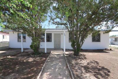 Tucson Single Family Home For Sale: 909 W Missouri Street