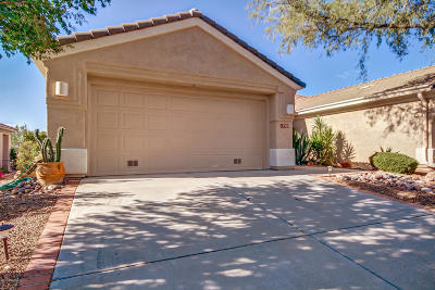 Marana Townhouse For Sale: 13295 N Heritage Gateway Avenue