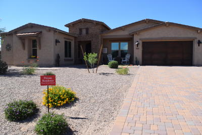 Oro Valley Single Family Home For Sale: 11811 N Mabini Place