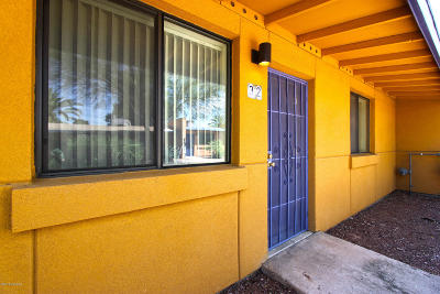 Tucson Condo For Sale: 350 N Silverbell Road #32