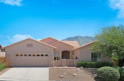 Saddlebrooke Single Family Home Active Contingent: 36763 S Golf Course Drive