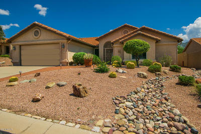 Saddlebrooke Single Family Home For Sale: 36737 S Golf Course Drive