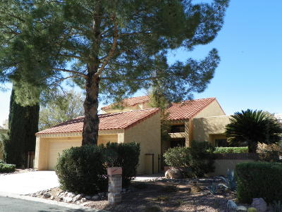 Tucson Townhouse For Sale: 8657 N Arnold Palmer Drive