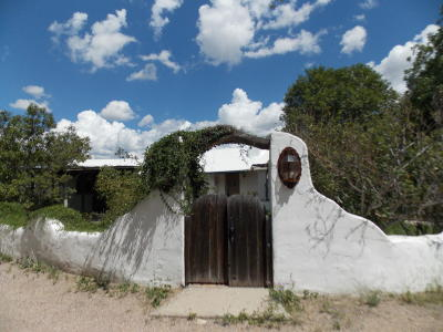 Tubac Single Family Home For Sale: 4 Vereda Antigua