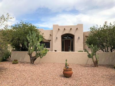 Tucson Single Family Home Active Contingent: 8620 N Aspen Avenue
