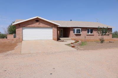 Tucson Single Family Home For Sale: 5851 S Avra Road