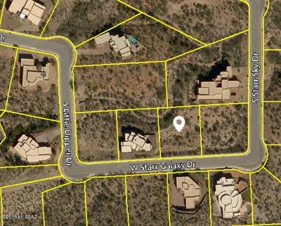 Residential Lots & Land For Sale: 3178 W Starr Galaxy Drive #58