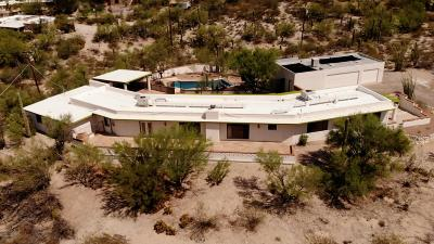 Tucson Single Family Home For Sale: 5275 N Genematas Drive