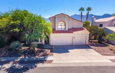 Oro Valley Single Family Home For Sale: 12550 N Wayfarer Way