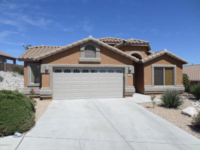 Vail Single Family Home For Sale: 13245 E Mesquite Flat Spring Drive