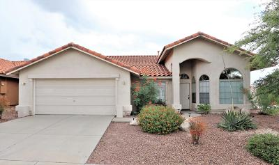 Oro Valley Single Family Home For Sale: 318 E Streams Edge Place