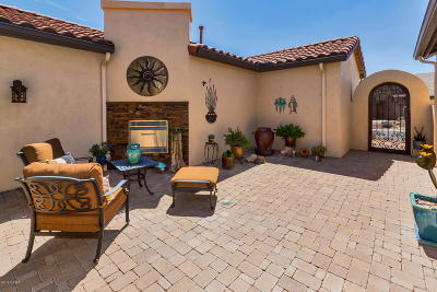 Oracle Single Family Home For Sale: 32093 S Agarita Drive