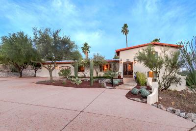 Single Family Home For Sale: 5160 E Camino Faja