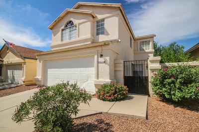 Tucson Single Family Home For Sale: 2982 W Laquila Aerie
