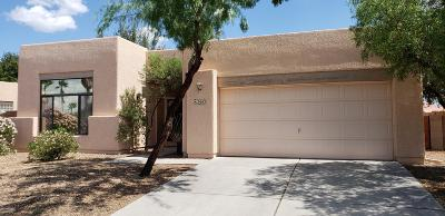 Tucson Single Family Home Active Contingent: 7062 N Avenida Adella