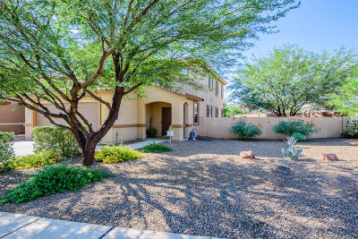 Sahuarita Single Family Home For Sale: 739 W Calle Canto Sereno