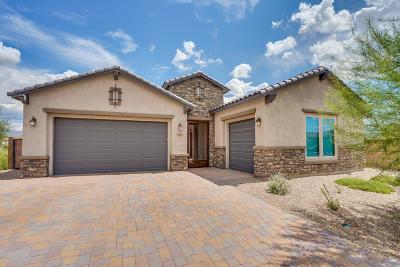 Tucson Single Family Home Active Contingent: 10831 E Fairacres Place