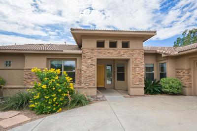 Oro Valley Single Family Home For Sale: 1807 W Mountain Laurel Drive