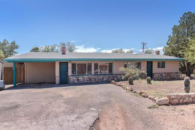Tucson Single Family Home For Sale: 4602 E Seneca Street