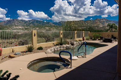 Saddlebrooke Single Family Home For Sale: 37201 S Ocotillo Canyon Drive