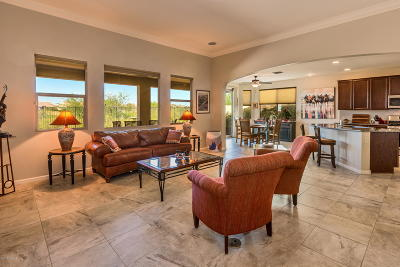 Oracle Single Family Home For Sale: 60102 E Arroyo Vista Drive