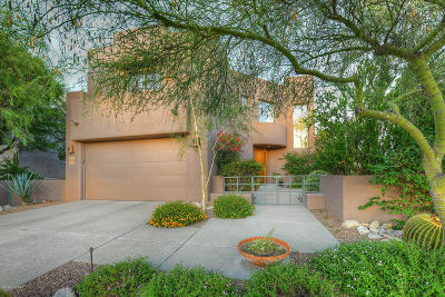 Tucson Single Family Home For Sale: 6172 N Ventana View Place
