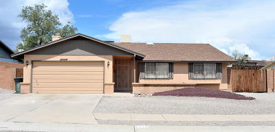 Tucson Single Family Home Active Contingent: 2182 W Ocelot Drive