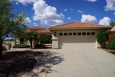 Saddlebrooke, Saddlebrooke Ranch Single Family Home For Sale: 65850 E Desert Sands Drive