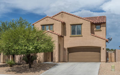 Vail Single Family Home Active Contingent: 10353 S High Bluff Drive