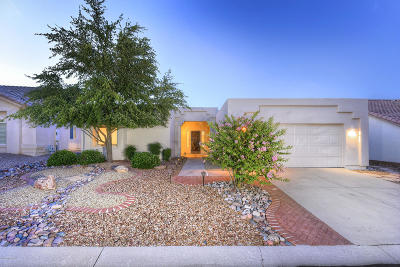 Oro Valley Single Family Home Active Contingent: 1665 E Ganymede Drive