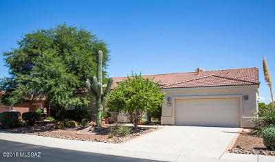 Green Valley Single Family Home Active Contingent: 1570 N Sage Sparrow
