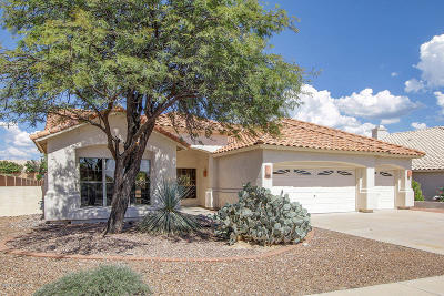 Oro Valley Single Family Home For Sale: 12234 N Echo Valley Drive