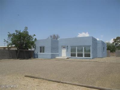 Tucson Single Family Home For Sale: 509 E Waverly Street