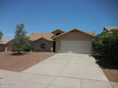 Tucson Single Family Home For Sale: 9937 E Placita De Las Palmeritas
