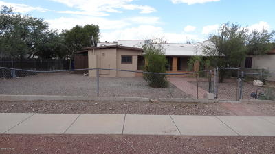 Tucson Single Family Home Active Contingent: 44 W 24th Street