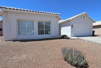 Tucson Single Family Home For Sale: 8516 S Placita San Bernardo