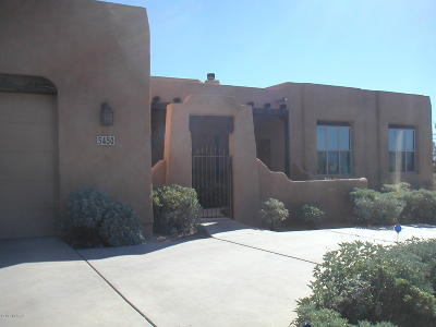 Single Family Home For Sale: 5450 N Sabino Highlands Place