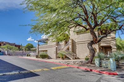 Tucson Condo Active Contingent: 101 S Players Club Drive #6-202