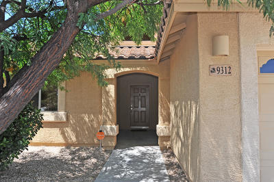 Single Family Home For Sale: 9312 S Winter Wood Road