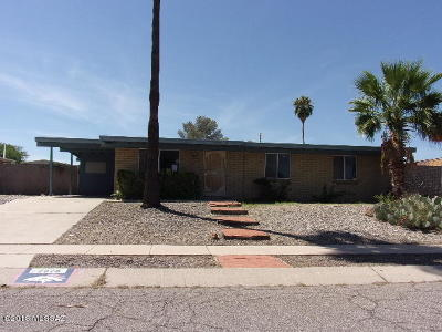 Tucson Single Family Home For Sale: 7826 E Silver Beech Drive