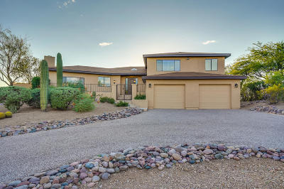Single Family Home For Sale: 3891 N Via De Cordoba