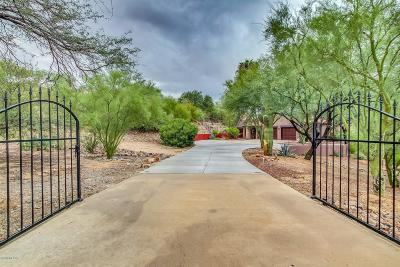 Oro Valley Single Family Home For Sale: 635 W Atua Place