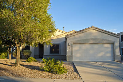 Oro Valley Single Family Home For Sale: 257 W Sacaton Canyon Drive