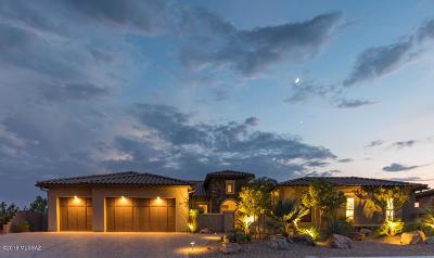 Saddlebrooke Single Family Home For Sale: 66557 E Wilderness Rock Drive