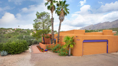 Single Family Home Closed: 6263 E Placita Chiripa