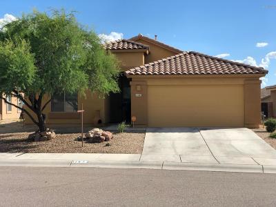 Marana Single Family Home For Sale: 11473 W Caliche Drive